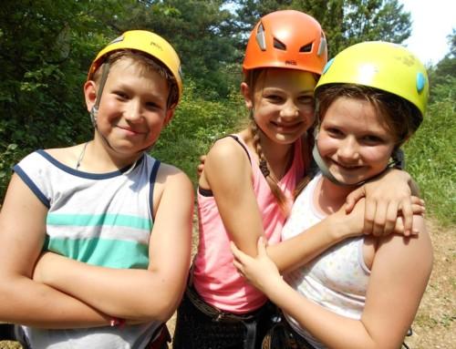 Rzędkowice – obóz odkrywców – Jaskinia Żabia