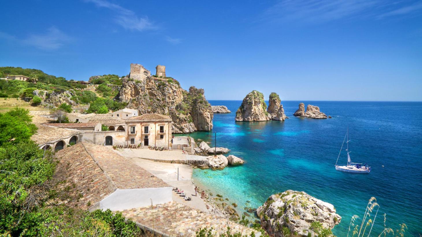 Włochy na kółkach, czyli wiecznie i słonecznie